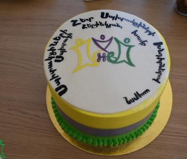 """""""SHG"""" NGO's 10th birthday"""
